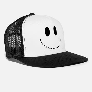 Smiley Smiley - Trucker Cap