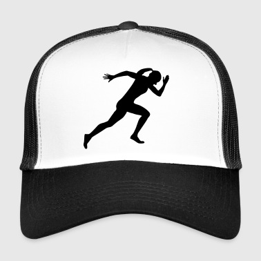 Runner, running, sprinter (super cheap) - Gorra de camionero