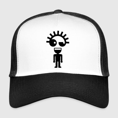 Weirdo - Trucker Cap