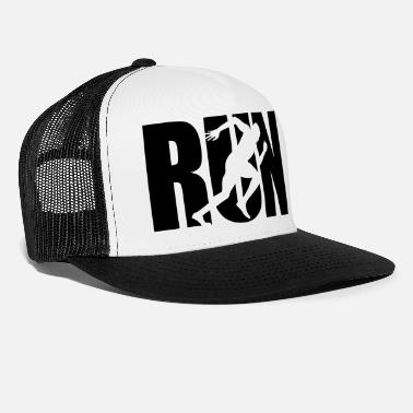 Running Run - Running - Trucker Cap