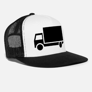 Transport truck,vehicle,mode of transport - Trucker Cap