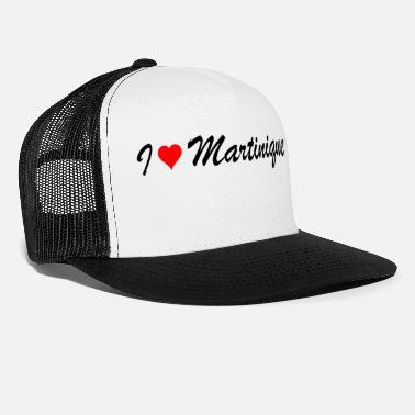 Martinique Martinique - Trucker cap