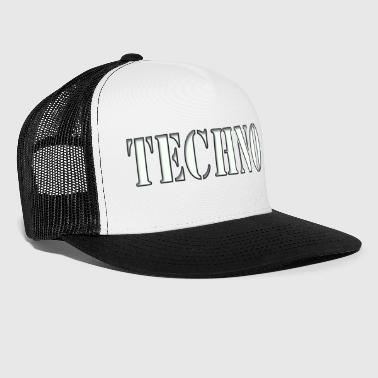 Techno - Trucker Cap