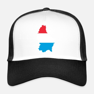 Luxembourg Luxembourg - Trucker Cap