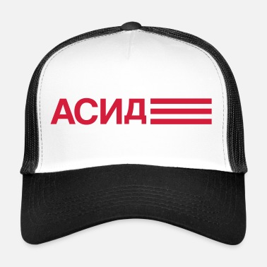 Techno Russian acid - Trucker Cap