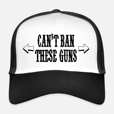 Thesis Thesis guns - Trucker Cap