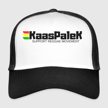 KaasPaleK Support reggae movement - Trucker Cap
