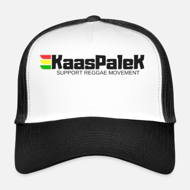 Dub KaasPaleK Support reggae movement - Trucker Cap