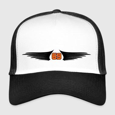 Wing Wing Wings - Trucker Cap