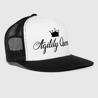 AGILITY QUEEN - Trucker Cap