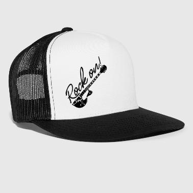 Rock On à la guitare - Trucker Cap