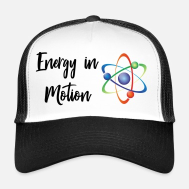 Motion Energy in motion - Trucker Cap