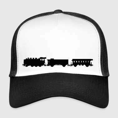 Conducteur De Train Train miniature - Trucker Cap