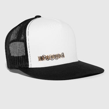 steampunk hamburg - Trucker Cap
