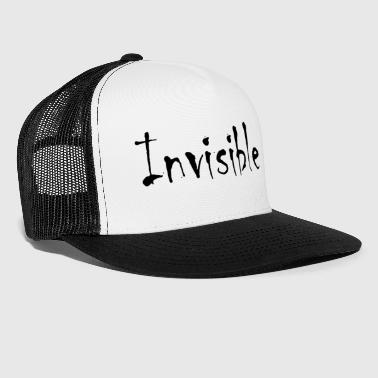 invisible - Trucker Cap