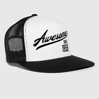 Awesome Since 1958 - Trucker Cap