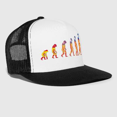 Katalanische Evolution - Trucker Cap
