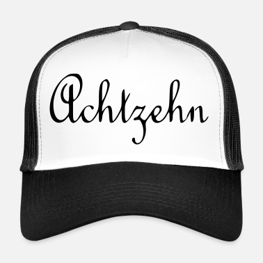 Eighteen Eighteen - Trucker Cap