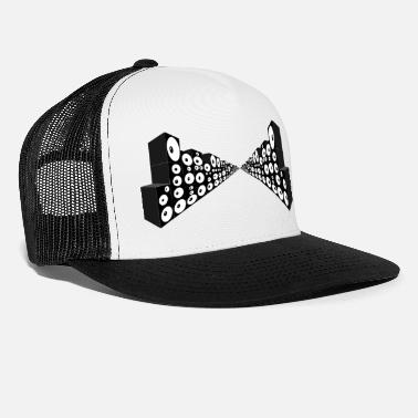 Party Double mur de son Infini - Casquette trucker