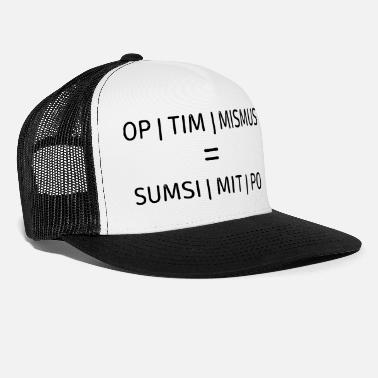 Optimisme optimisme - Trucker cap