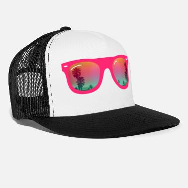 Sunglasses Sunglasses - Sunglasses - Trucker Cap