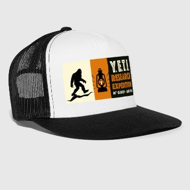 In search of the Yeti - Trucker Cap