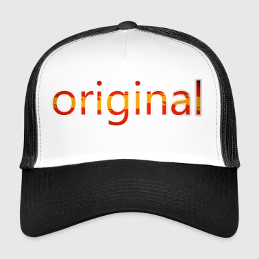 original spanish - Trucker Cap