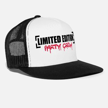 Party Machen Limited Edition Party Crew Design - Trucker Cap