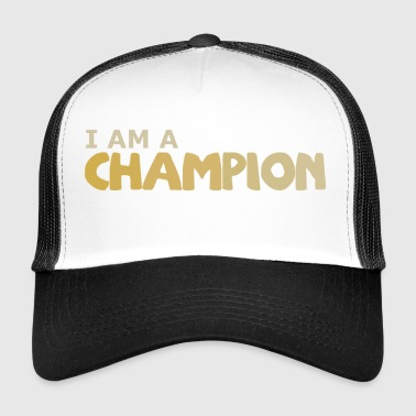 European Champion champion - Trucker Cap