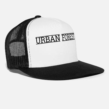 Urban bosque urbano - Gorra trucker
