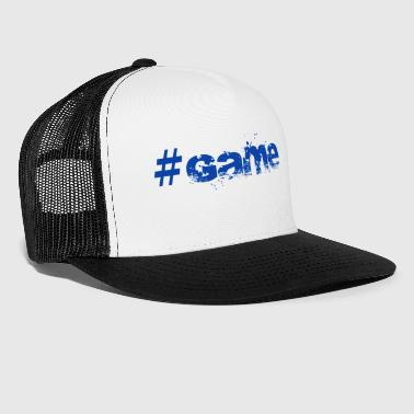 game - Trucker Cap