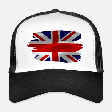 British British - English flag - Trucker Cap
