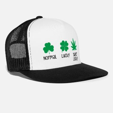 Lucky Normal Lucky Super Lucky - Trucker Cap
