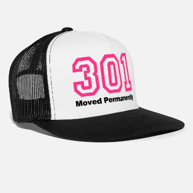 301 Error 301 | Fehler | Errormessage - Trucker Cap