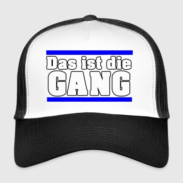 Se on GANG - Trucker Cap