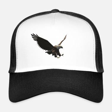 Royale Air Force Eagle = force, fierté et attaque! - Trucker Cap