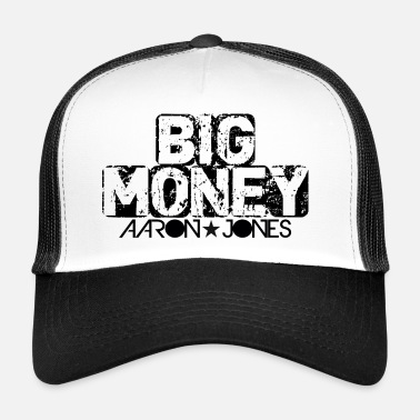 Aaron Big Money aaron jones - Trucker Cap