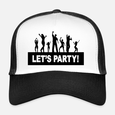 Party Party shirt - Trucker Cap