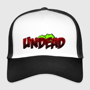 Undead - Untot Comic - Trucker Cap