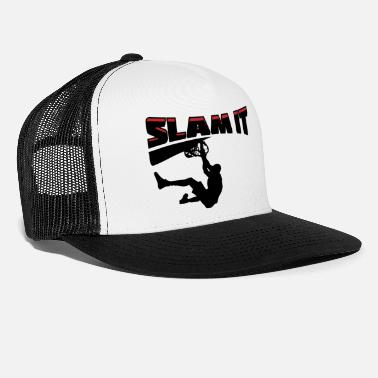 Slam Basketball Slam It - Trucker Cap