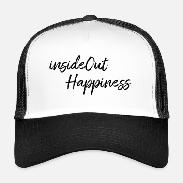 Happiness InsideOut Happiness - Trucker Cap