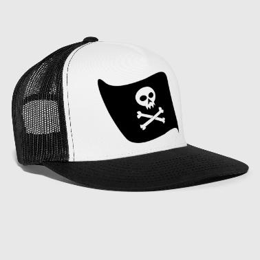 BANDIERA PIRATA - Trucker Cap