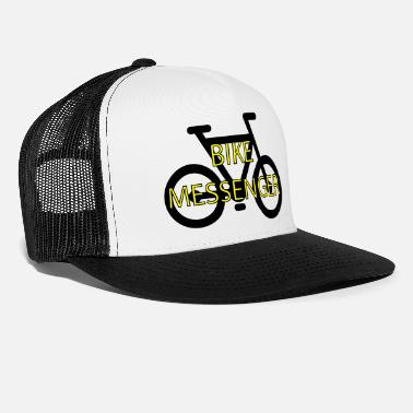 Bike Messenger Bike Bike Messenger messenger - Trucker Cap