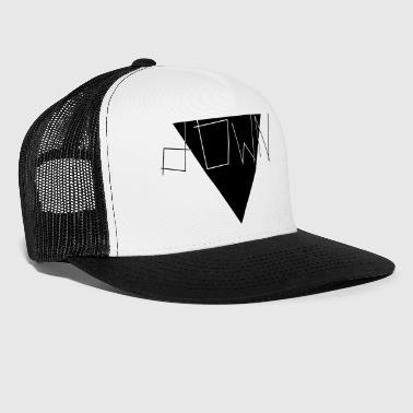 down - Trucker Cap