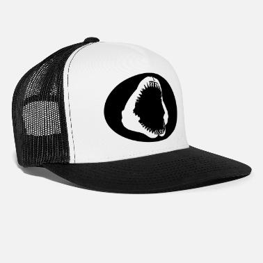 Jaws Shark jaw - Trucker Cap