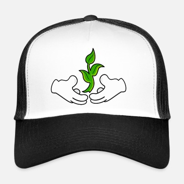 Protection Of The Environment Protect your environment (DDP) - Trucker Cap