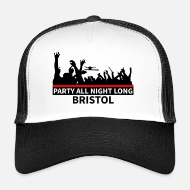 Bristol BRISTOL - Party All Night Long - Trucker Cap
