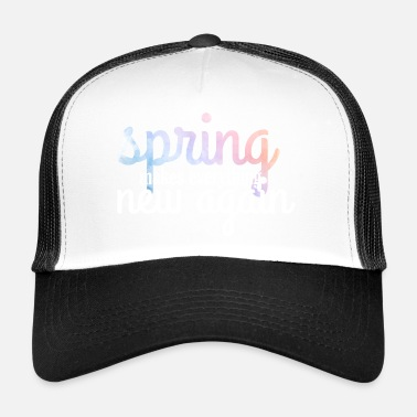 Spring Break Spring Break / Spring Break: Spring maakt Everythin - Trucker Cap