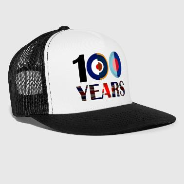 100YEARS RAF_1803_MPLB - Trucker Cap