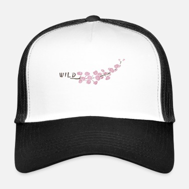 Enviromental Wild flower - Trucker Cap